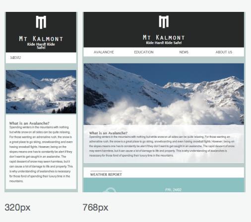 MT KALMONT WEB DEVELOPMENT   Responsive Web Development