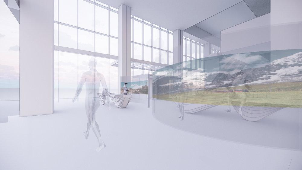 ALIPAY TECHNOLOGY MUSEUM DESIGN   UX | UI | 3D Rendering