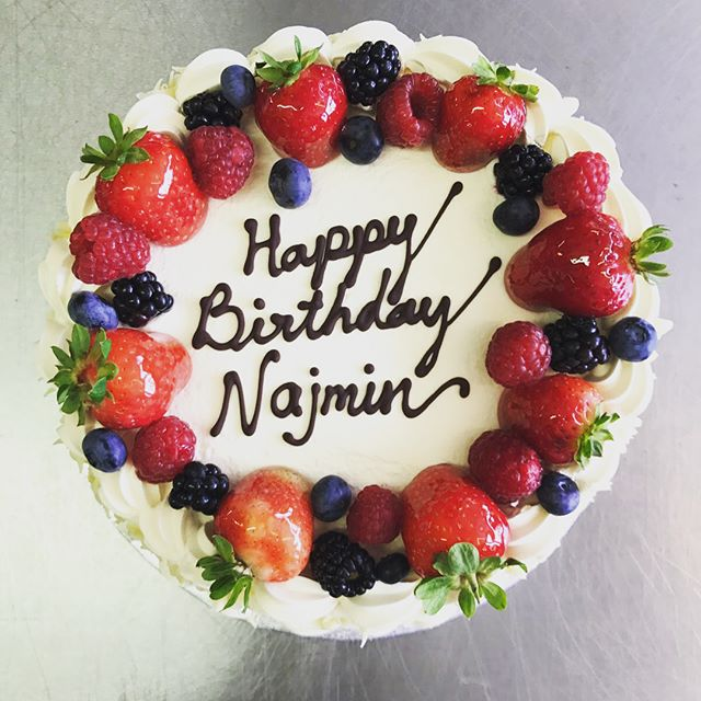 #Nirala #HappyBirthday #Cake! We make all cakes and any cakes, in any size you require! #niralasweets#bespokecakes#ordercake #mithai #bakery #freshcream #biscuits #patisserie #foodporn #london #manchester #wilmslowroad #currymile #ilford #essex #gantshill #ilfordlane #beehivelane #tooting #luton #dunstable #dunstableroad #eastham #greenstreet #leyton #southall #hounslow