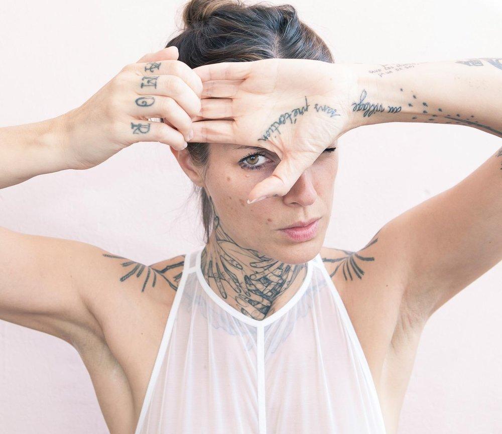 <b>Murielle Victorine Scherre</b> <br> <i>Filmmaker, Designer & Owner of la fille d'O</i>