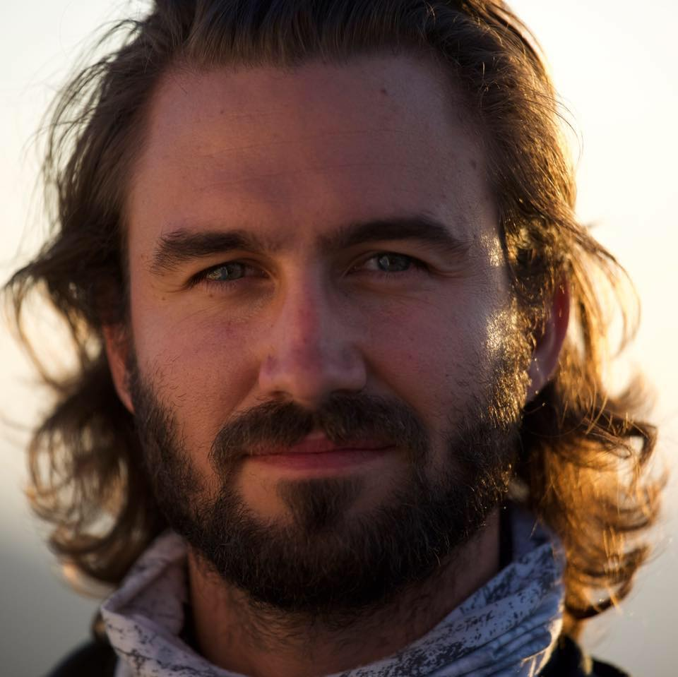 <b>Andrew Van Wyk</b> <br> <i>Storyteller & VR Specialist - Creative Coordinator, River Road Entertainment</i>