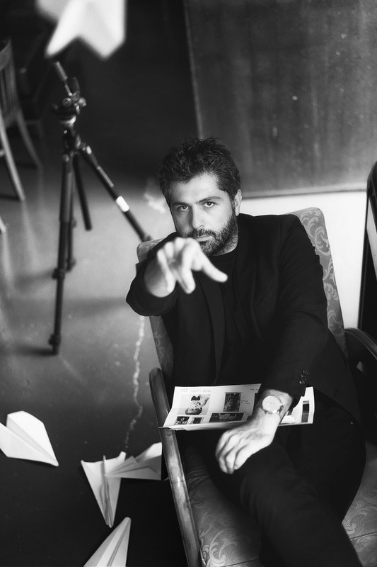 """Daghan Celayir - was born in Istanbul, 1978. In 2008, he produced and directed the short titled """"The One Note Man"""" which was screened in 82 film festivals including Rotterdam and Angers, and have won more than 15 prizes including the Jury Prize in 53rd Valladolid IFF, Best Film in 32nd Cine de Elche IFF and Audience Award in Sao Paulo Film Festival. The film was screened on Canal Plus France & Spain, France 3, TVU Japan. In 2013, he co-directed a short animation titled """"A Cup of Turkish Coffee"""", a French Turkish co-production supported by ARTE & CNC.It won the Best Short Film Award at the 51st Antalya Golden Orange Film Festival and the 59th Valladolid IFF Meeting Point in 2015. Daghan is extremely well founded technically and has a contemporary visual approach and a talent for spotting a good story. In 2011, Daghan directed Time Run for Red Bull International, among 11 other films that he made for RB, this particular one has been part of World of Red Bull Campaign aired worldwide and in Super Bowl Finals 2012. In 2017, the commercial film """"Home of Turquoise"""" that he wrote and directed for Turkish Airlines and Ministry of Culture, was selected as the best tourism film world wide by International Committee of Tourism Film Festivals. The film received 22 awards (9 Grand Prix) in all major film festivals on tourism films. After it's release the film has been viewed more than 60 million in the internet, aired in most of the TV channels and cinemas especially across Europe and North America. Along new commercial film projects, he is now developing his first feature """"Ghetto Drifters"""