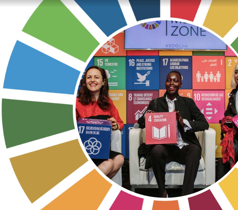 SDG Media Zone - Kerry Bannigan
