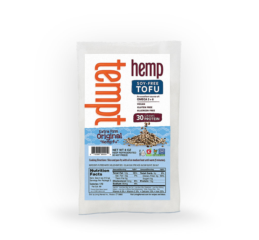 Original Hemp Tofu