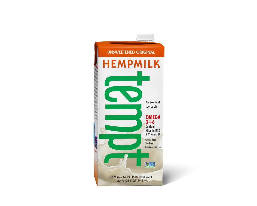 Unsweetened Original Hempmilk