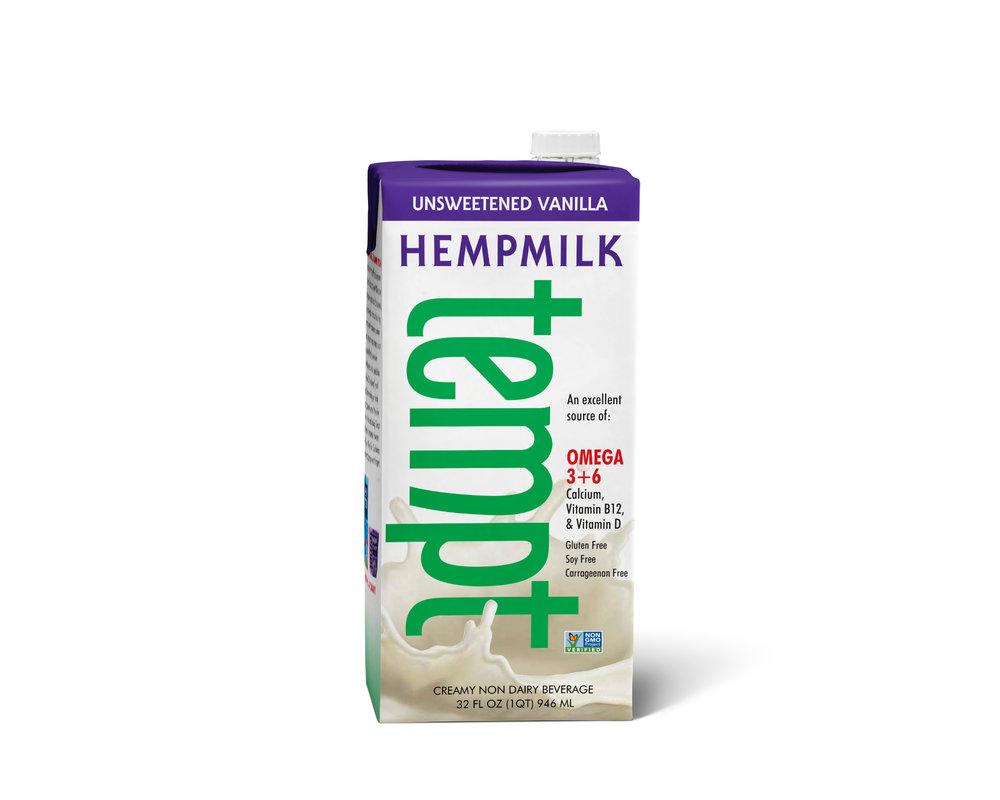 Unsweetened Vanilla Hempmilk