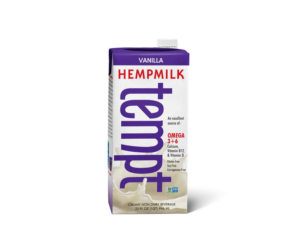 Vanilla Hempmilk