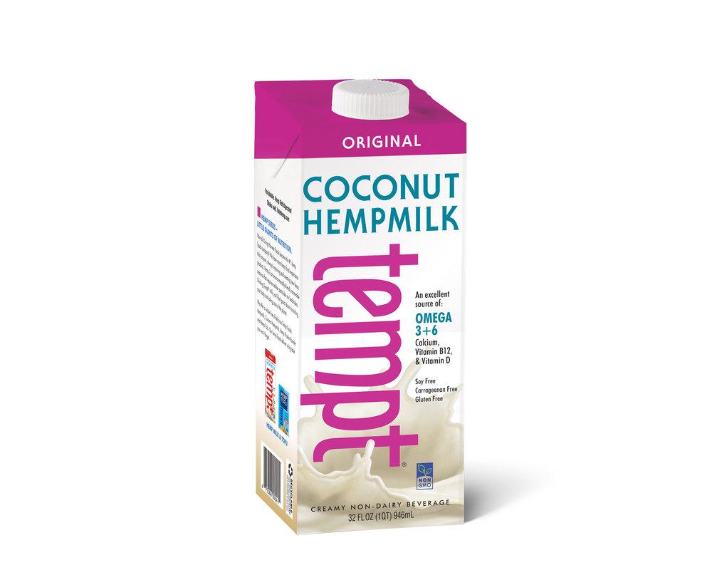 Coconut Hempmilk