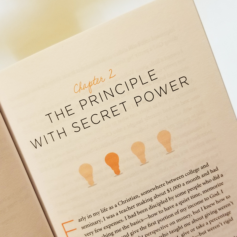 WEEK 2: - The Principle With Secret Power