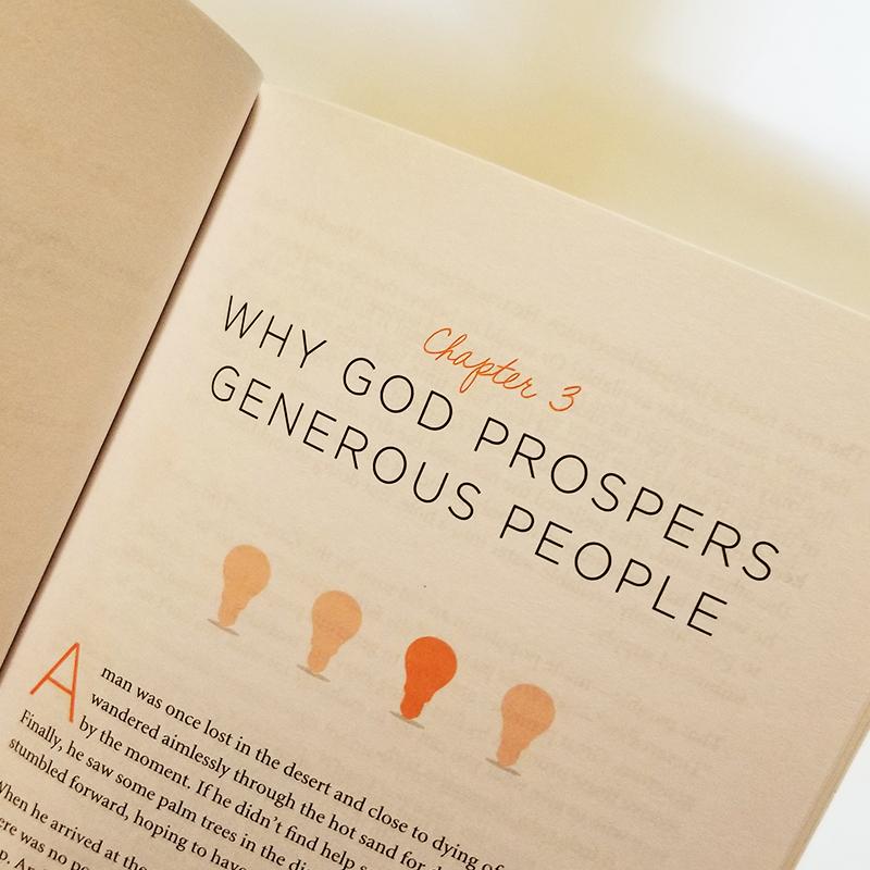 WEEK 3: - Why God Prospers Generous People