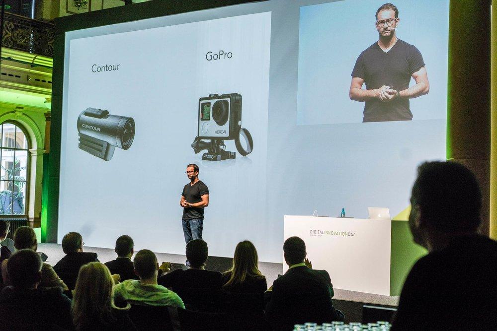 Matt Watkinson keynote in Frankfurt