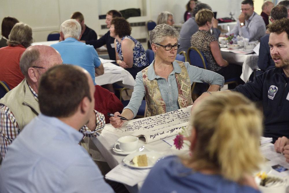 Digwyddiad 'World Cafe' 20/07/17 - 'World Cafe' Event 20/07/17