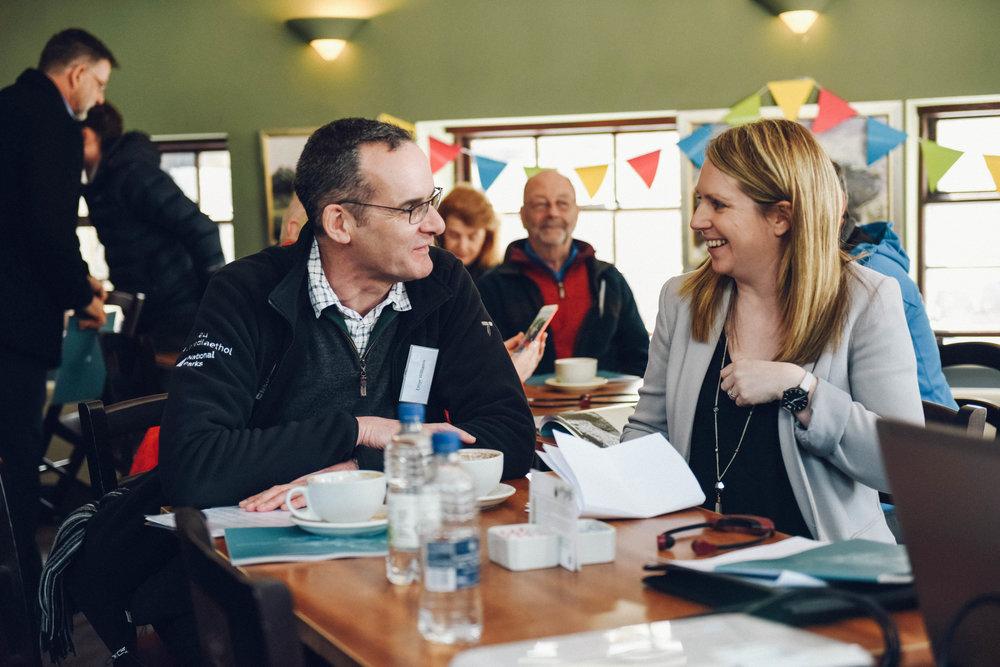 Digwyddiad Lansio Cynllun Yr Wyddfa / Snowdon Plan Launch Event