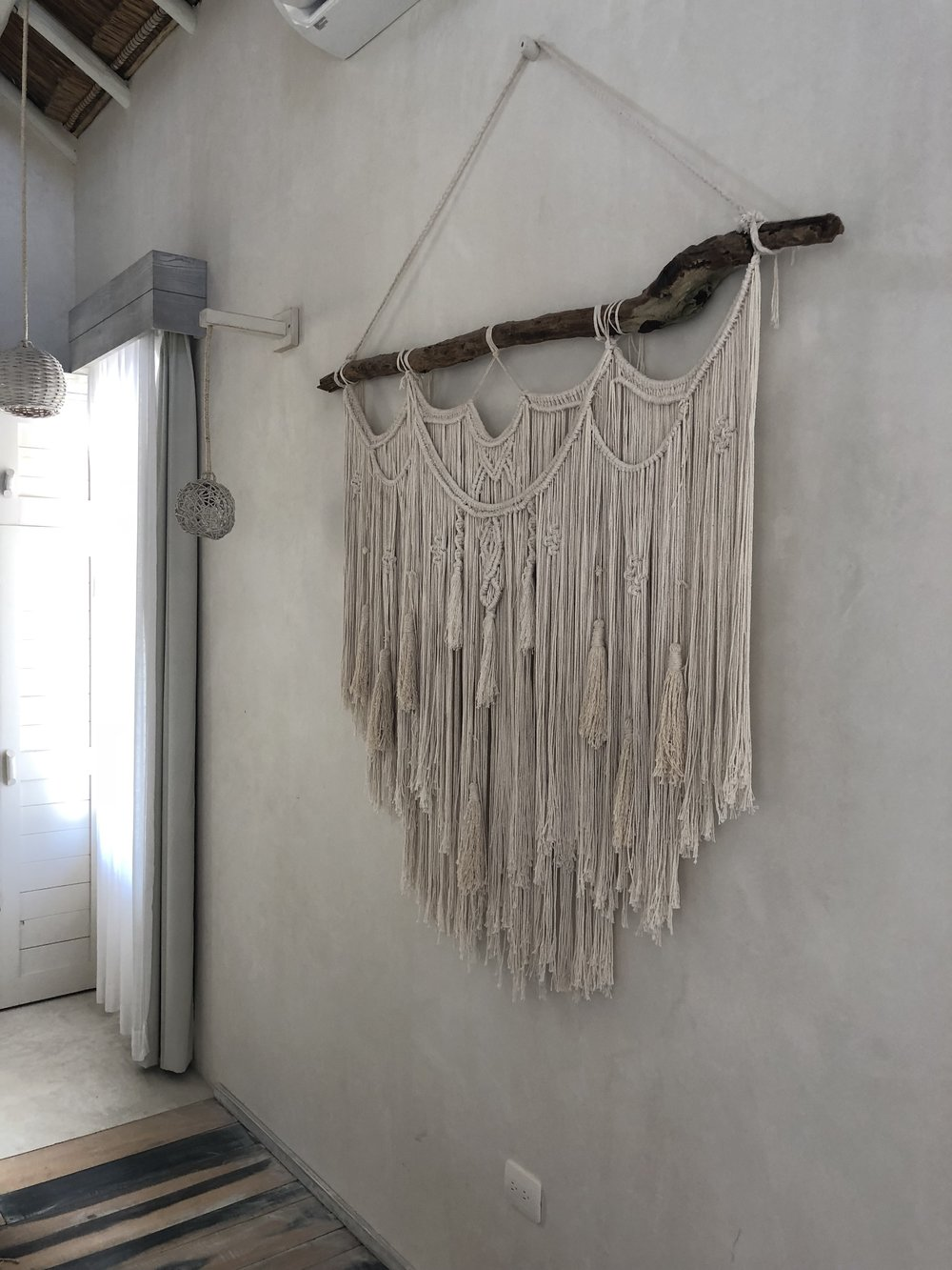 Macrame goals in Mexico