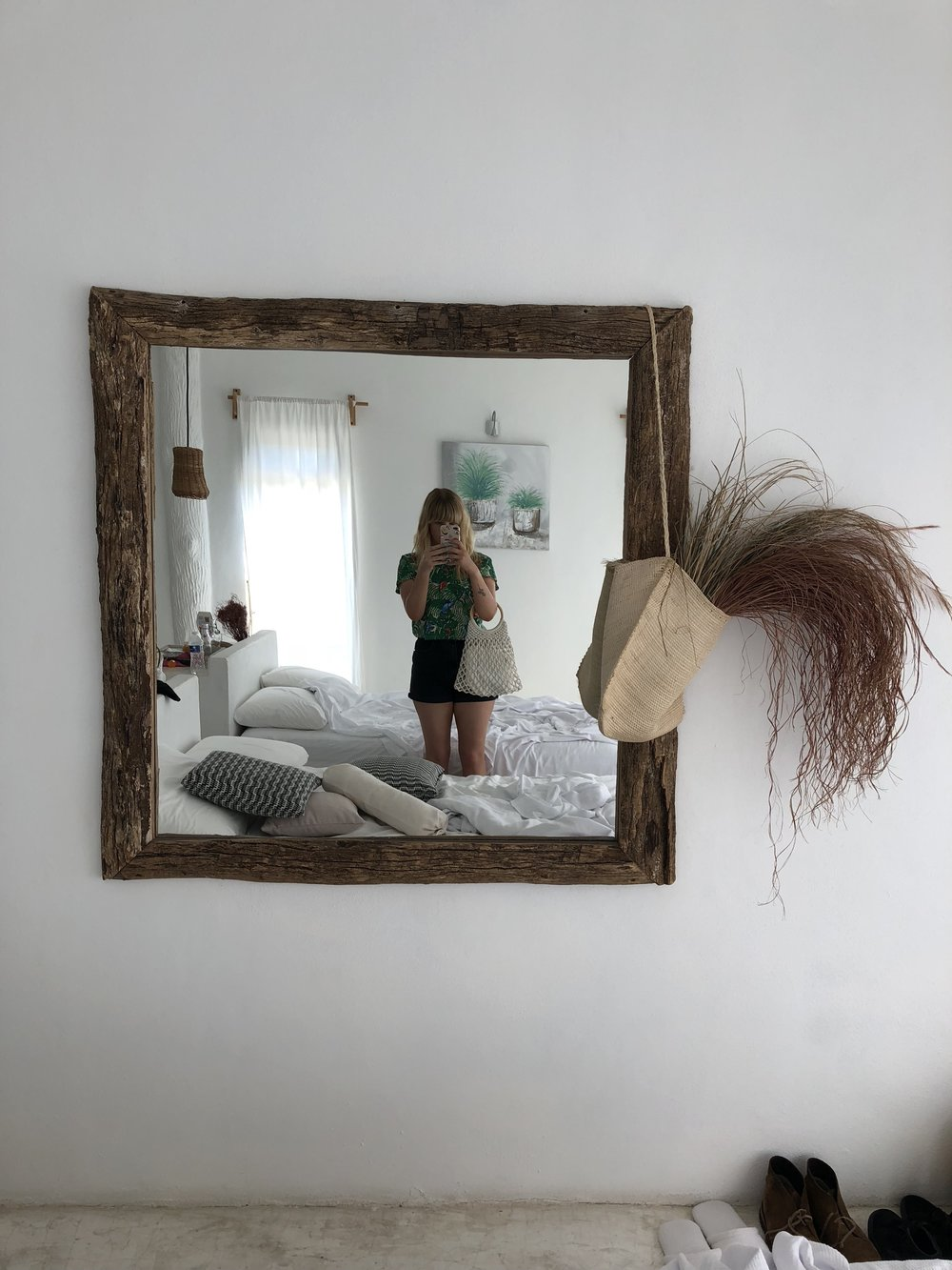 Beautiful interiors in Isla Mujeres