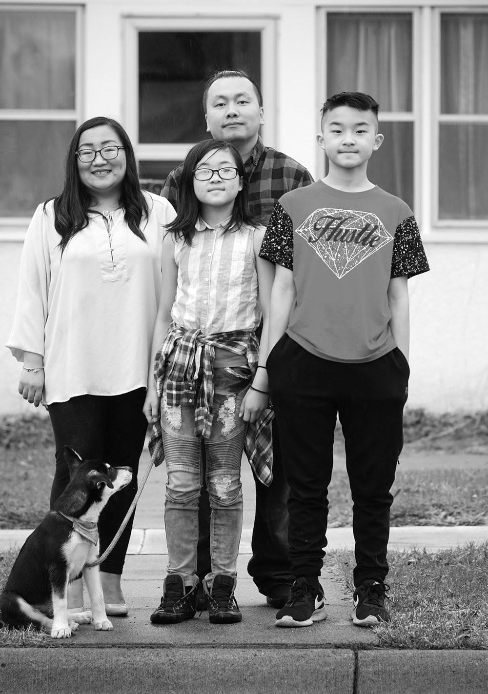 We were living in a shelter before PPL. Now I have my degree and my dream job, and we just bought our first home. - Mai Xiong