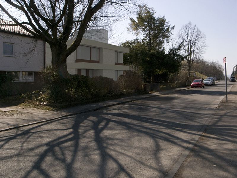 2 storey street view