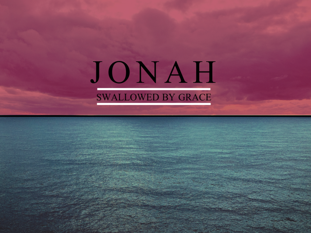 The story of Jonah demonstrates God's amazing grace. This sermon series from summer 2018 gives us a glimpse into the glorious grace of God.