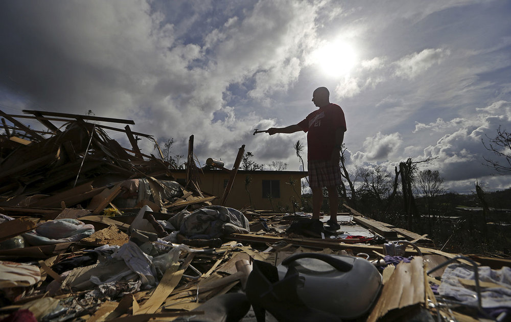 Demand Immediate Aid for Puerto Rico -