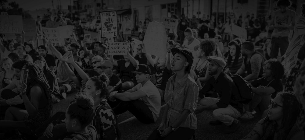 - This work wouldn't be possible without your participation.JOIN THE MOVEMENT FOR RACIAL JUSTICE
