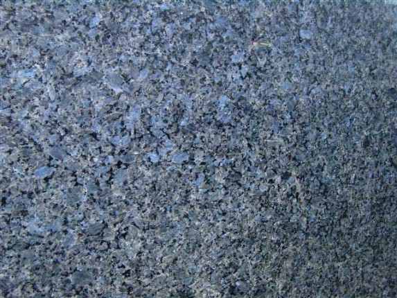 Blue Pearl Royal Granite – great for a Beach House kitchen