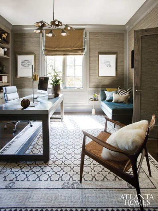 Brian Watford Design, Via Atlanta Homes Magazine