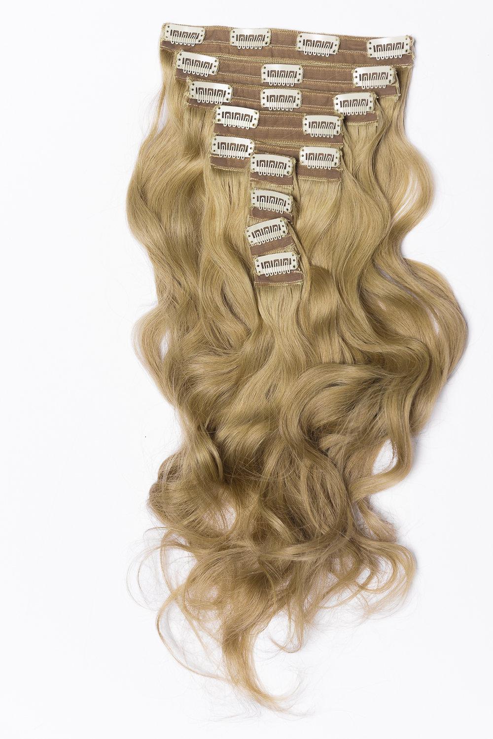 #18 Golden Blonde