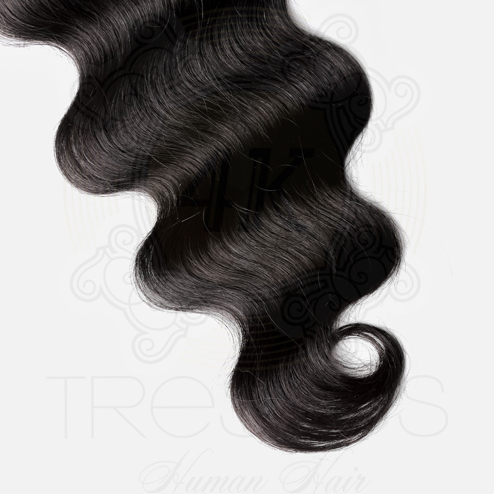 4K Tresses Branded Premium Full Unit 100% Indian Human Hair Lace Front or Full Lace - Body Wave