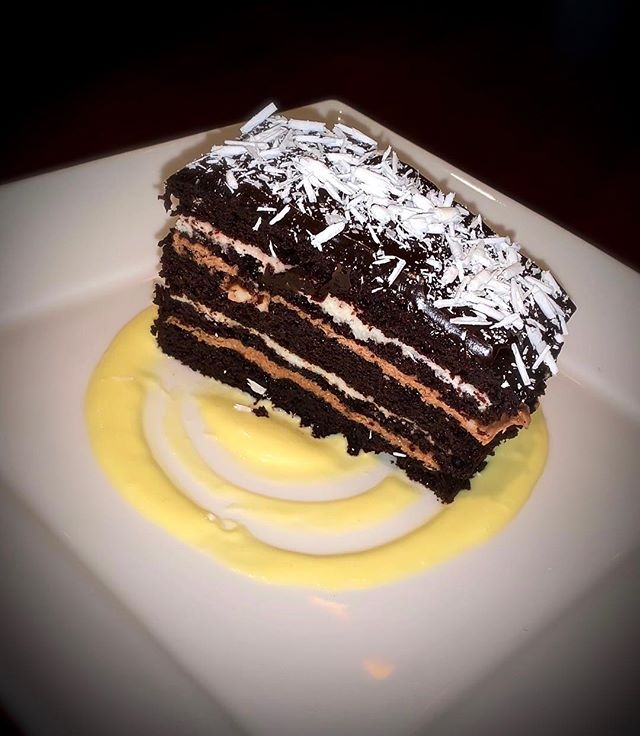 Have you tried our Dolly's Triple Chocolate Cake?? If not, you HAVE to try it!
