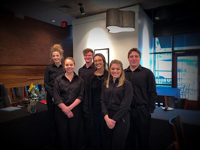Our wonderful team is growing!  Please come by, enjoy lunch or dinner this weekend and welcome our new team members!!