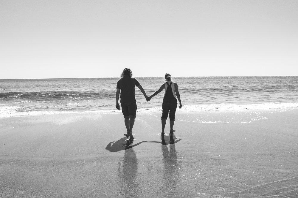 Sarah and Matt at Myrtle Beach