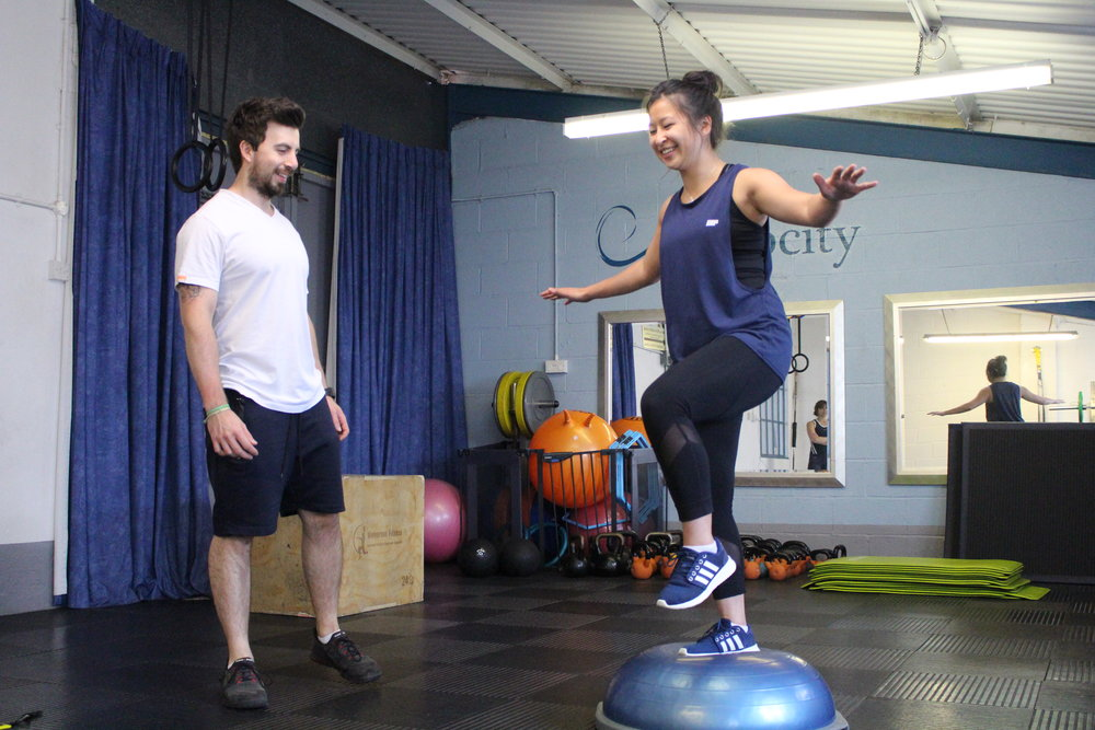 Personal Training in Frome