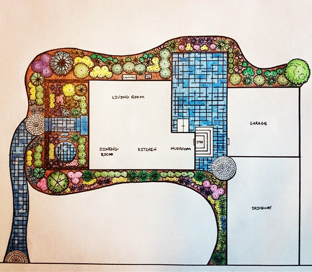 Landscape Design by Southgate Nurserymen