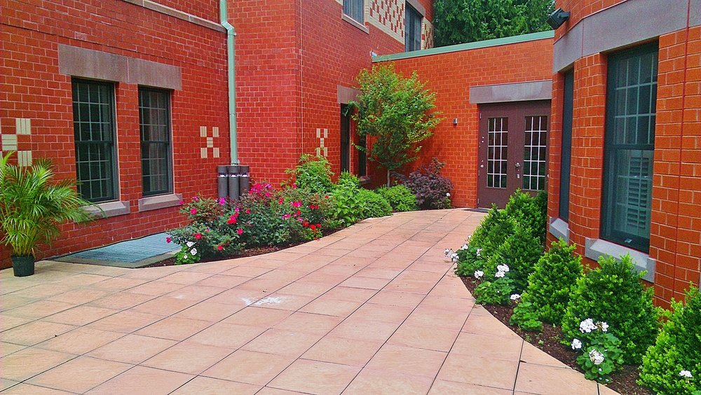 Rooftop Pavers by Southgate Nurserymen