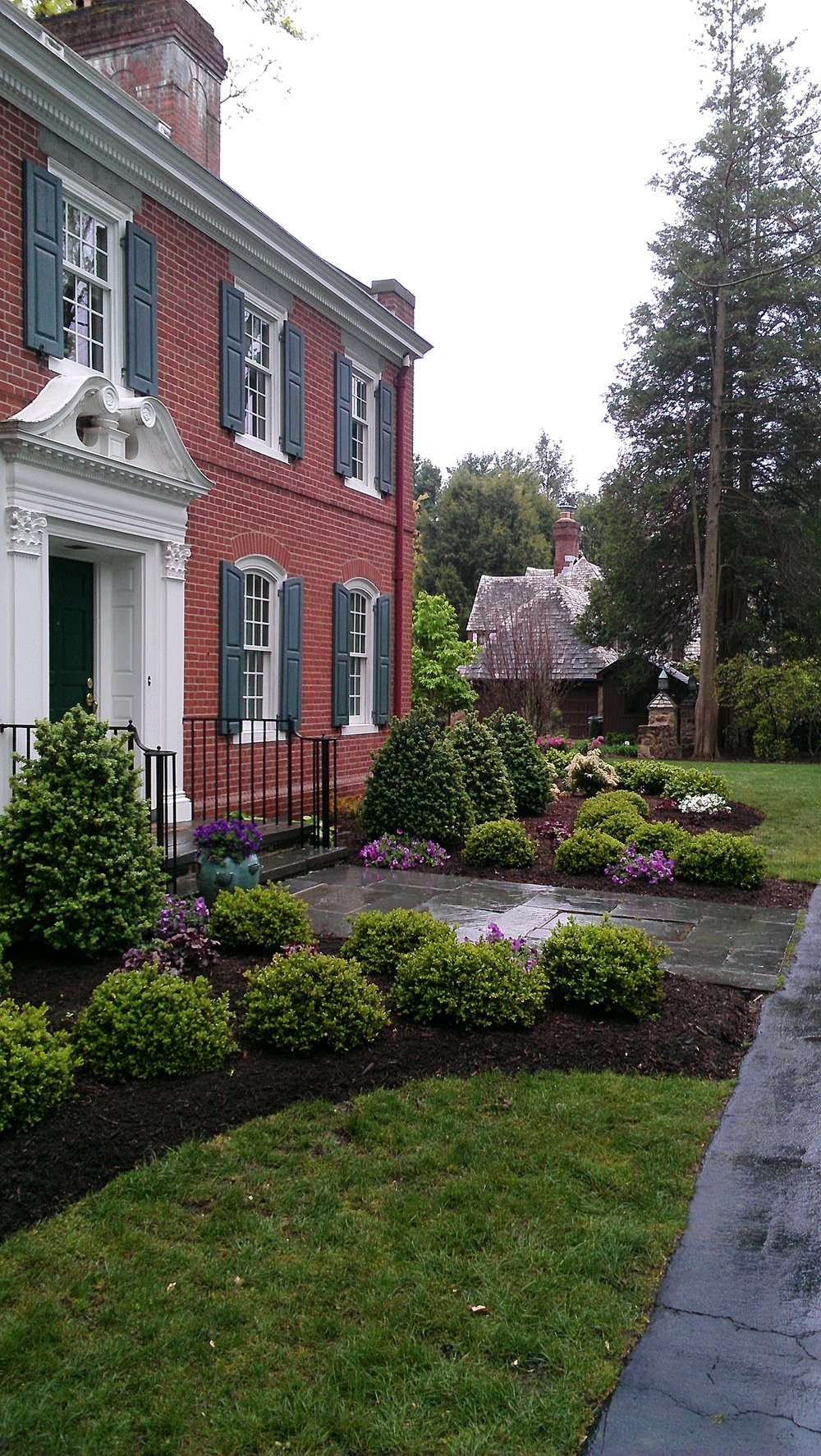 Landscaping by Southgate Nurserymen
