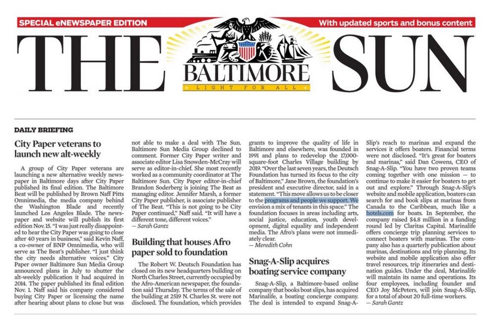 newspaper publishing terminology