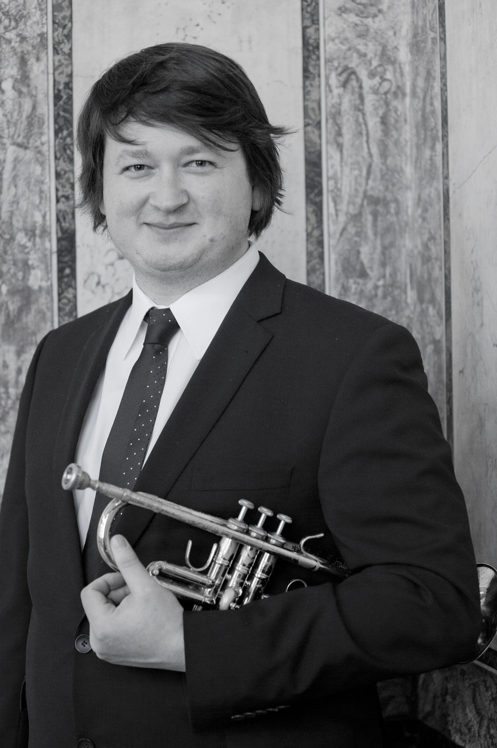 Franc Kosem - Principal trumpet, Slovenian Philharmonic