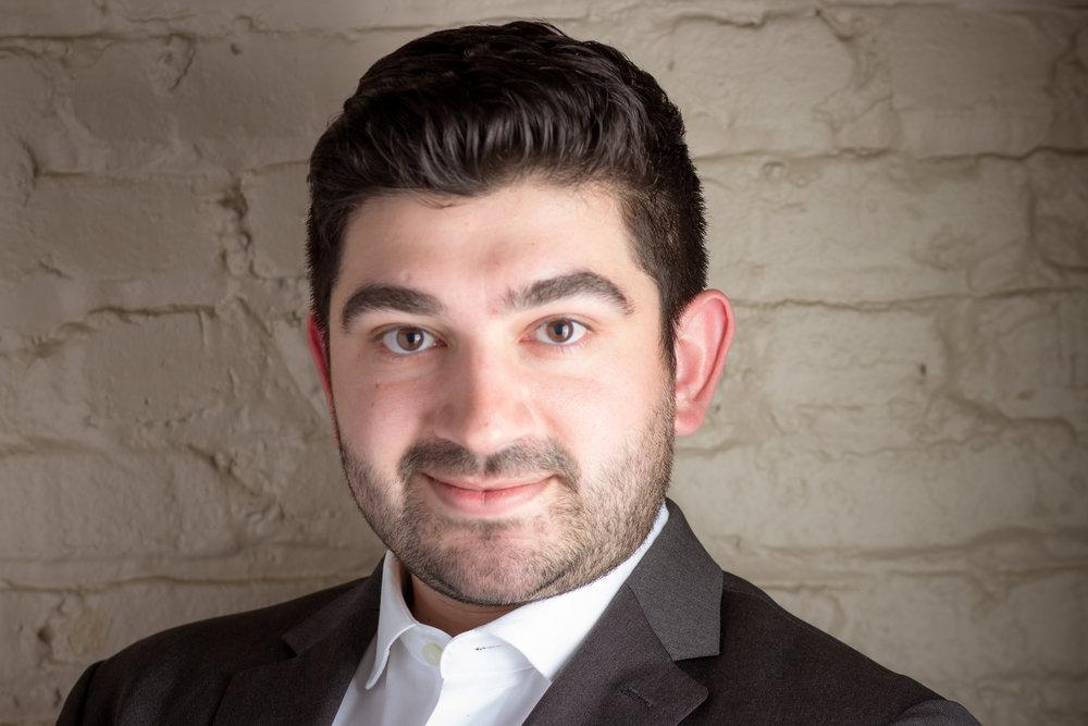 Isaac Chinwalla Project Executive