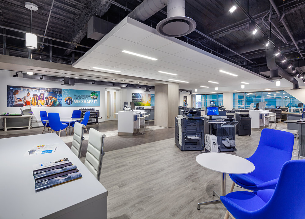 Konica Minolta Business Solutions | 500 West Madison Avenue | Chicago,  Illinois