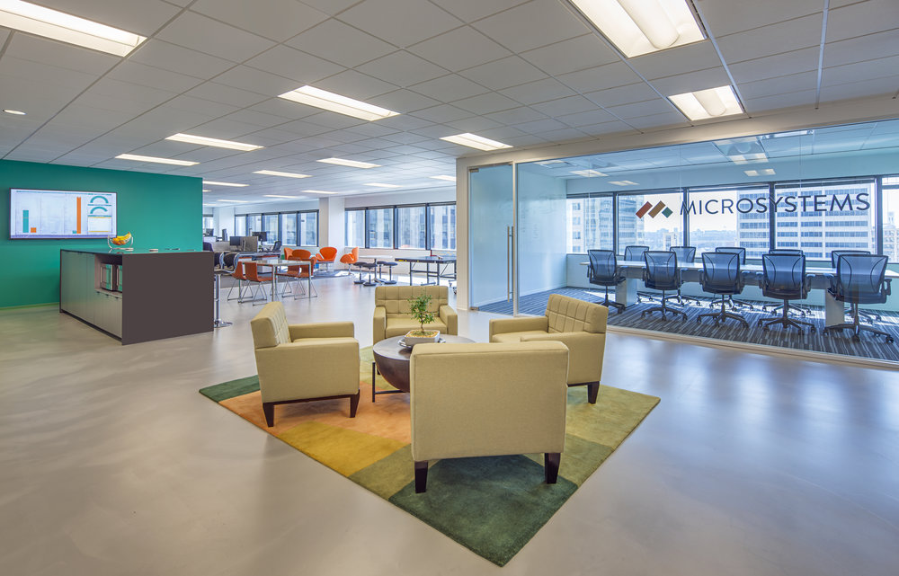 Microsystems | 300 South Riverside Plaza | Chicago