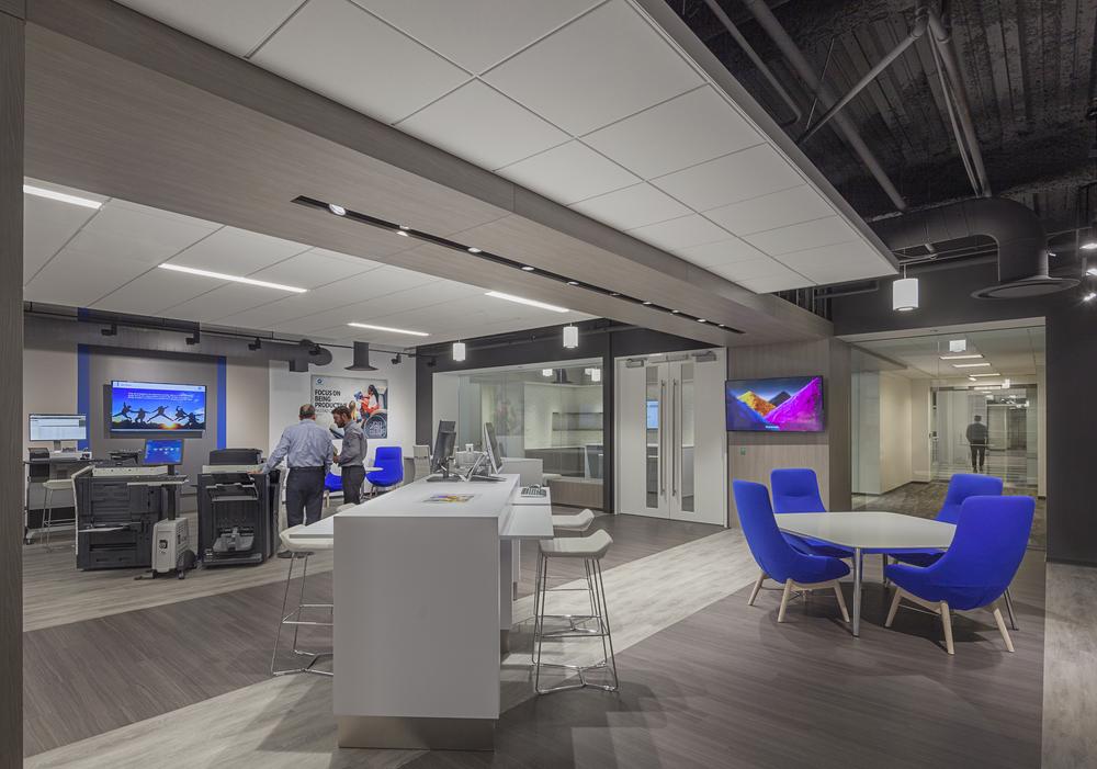 Konica Minolta Business Solutions | 500 West Madison | Chicago
