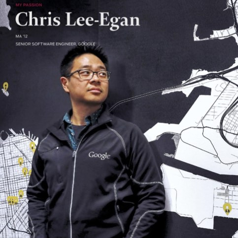 Google-mapping a Path to Success ,  Loyola Magazine  (Loyola University Chicago). If you don't think a degree in sociology is a ticket to one of the most coveted jobs in the tech industry, talk to…
