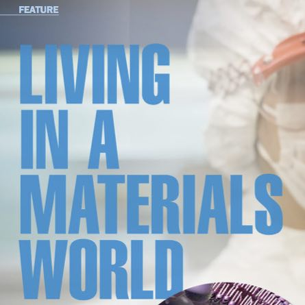 Living in a Materials World ,  Resolve  (Lehigh University). The far-flung stardust and common matter that constitutes our planet and the world around us, bears within still, after millennia of human inquiry, countless riddles yet to be figured despite the most sophisticated…