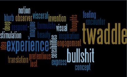 Twaddle: defined as 'useless, senseless or dull writing'