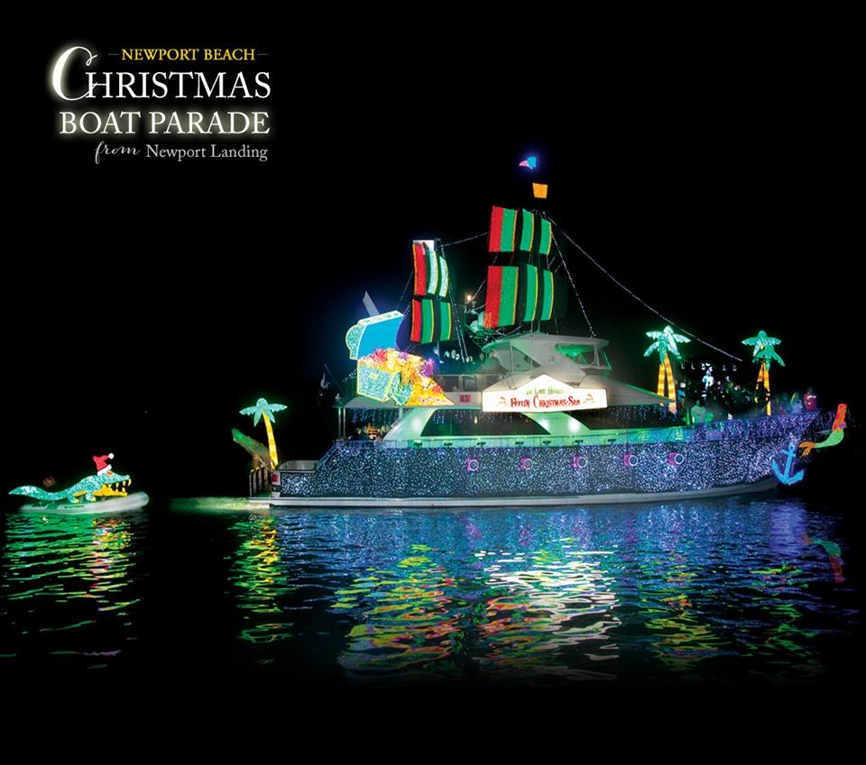 Photo from facebook.com.newportchristmascruises