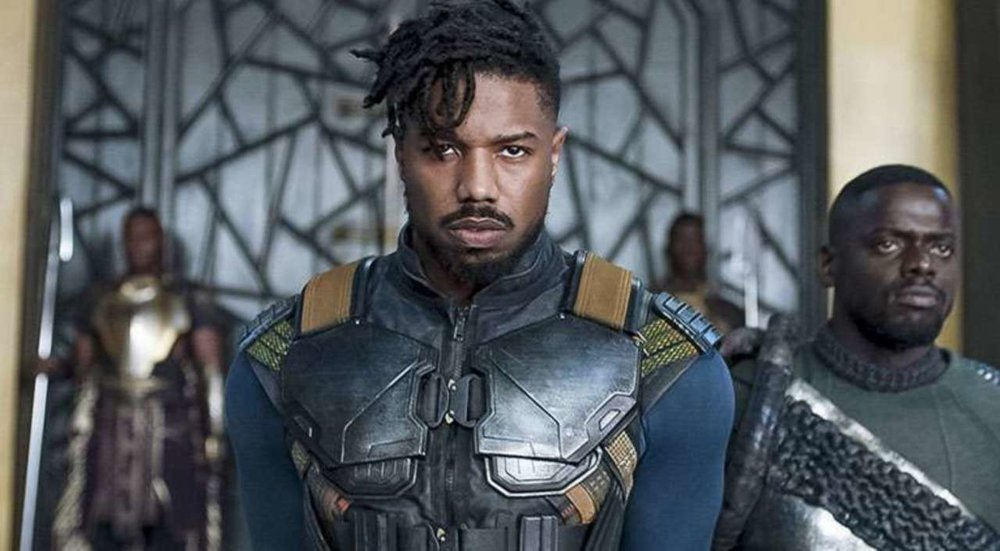 Michael B. Jordan as Killmonger in Black Panther.Image  via