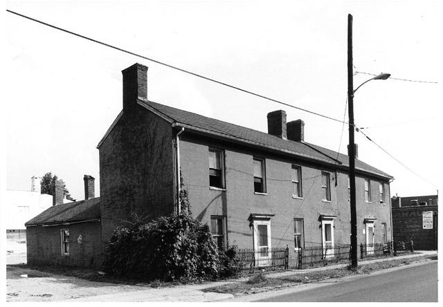 Belle Brezing's Row Houses