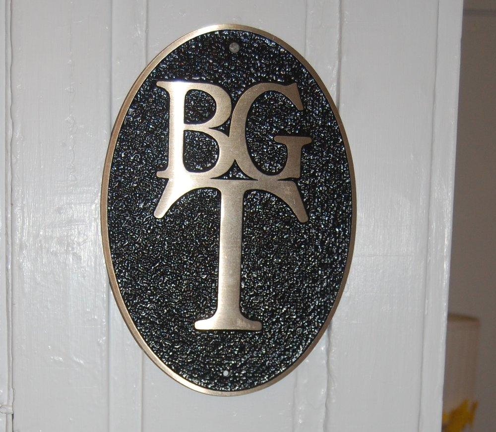 BGT Plaque Program