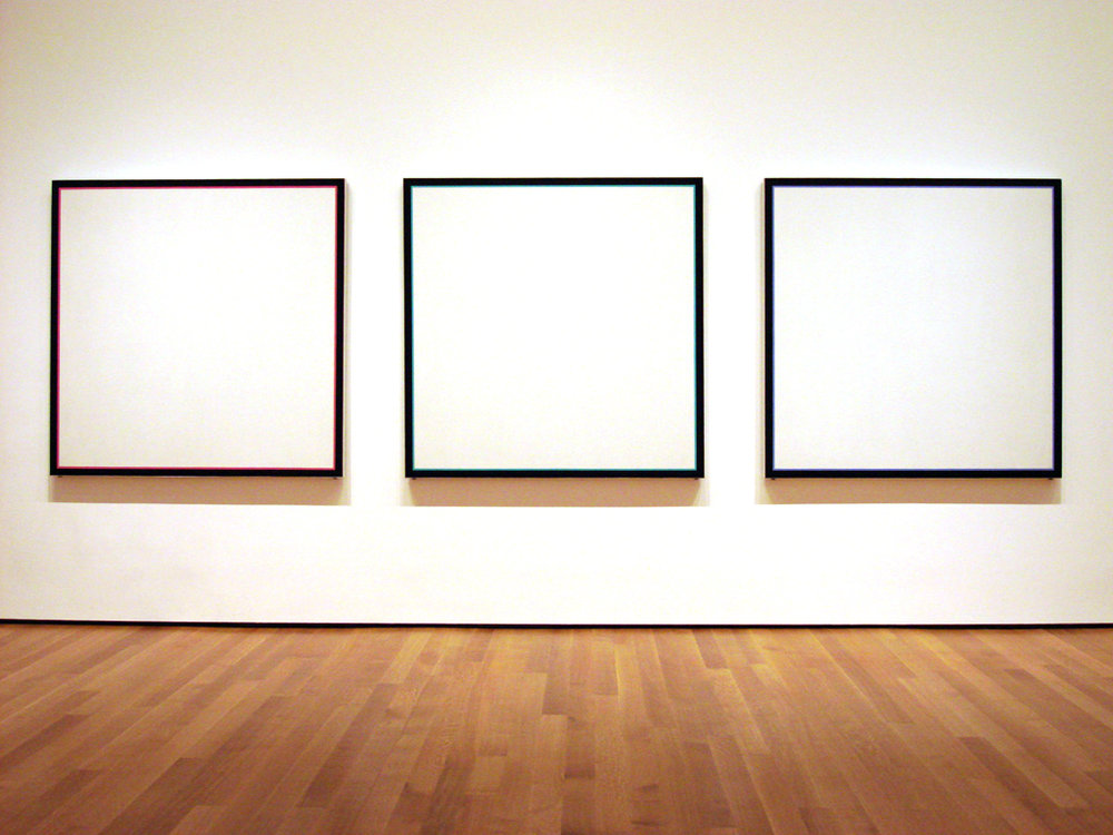 Jo Baer: Primary Light Group Red Green Blue. MOMA