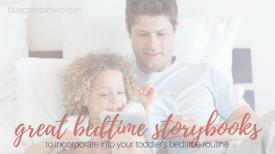 bedtime routine for toddler